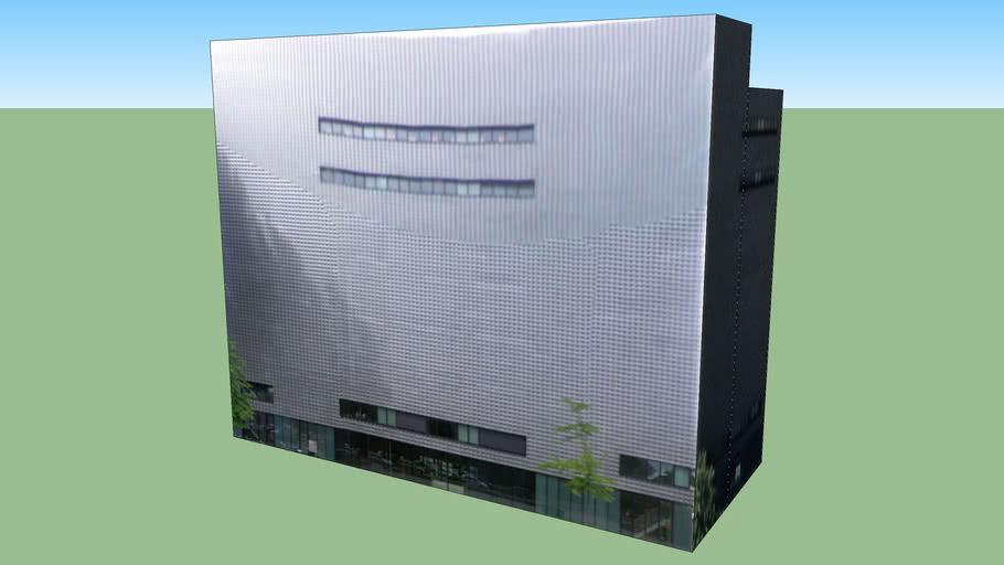 GerritRietveldAcedemie voorgebouw straatzijde