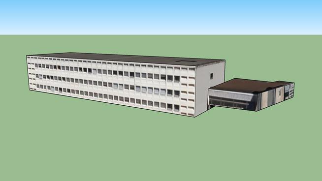 Bâtiment B (Geii) IUTB situé 69100 Villeurbanne, France