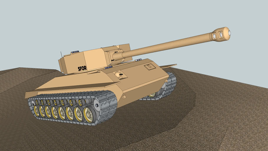 175MM SELF PROPELLED HOWITZER M34A2