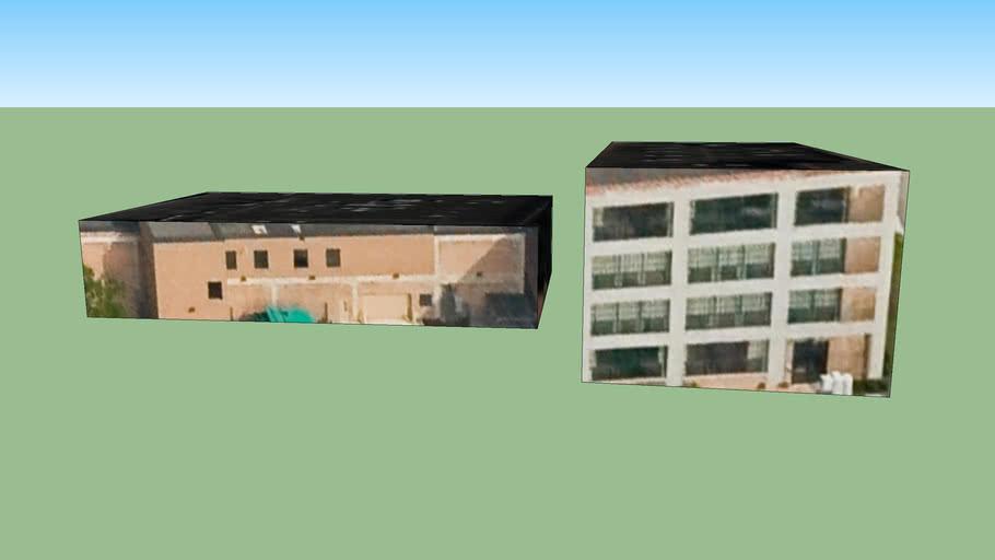 Detroit, MI, USA adresindeki yapı