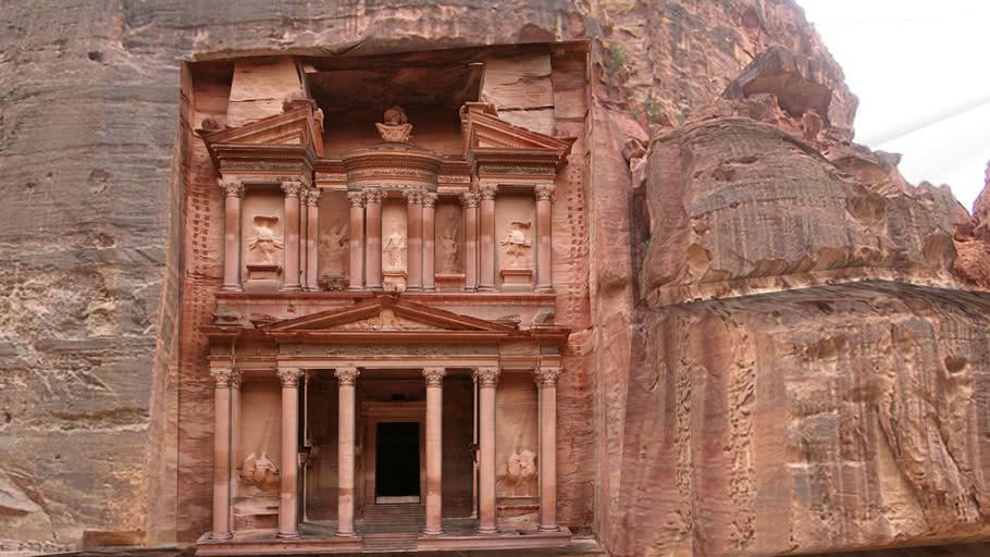 Petra (El Tesoro)