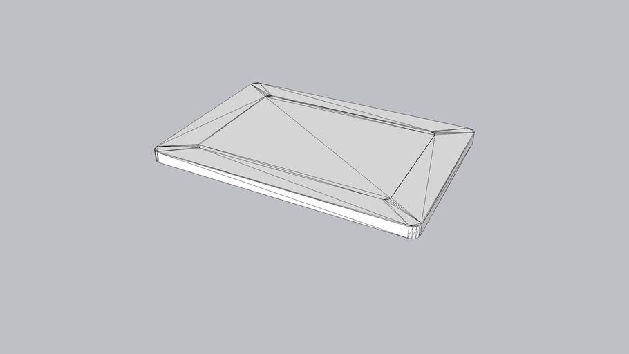 Samsung Galaxy Tab A 9.7 compatible VidaMount On-wall Slim Tablet Mount