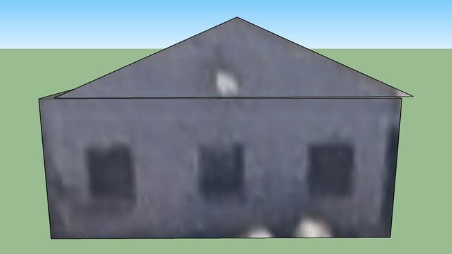 Nelspruit, Güney Afrika Cumhuriyeti adresindeki yapı