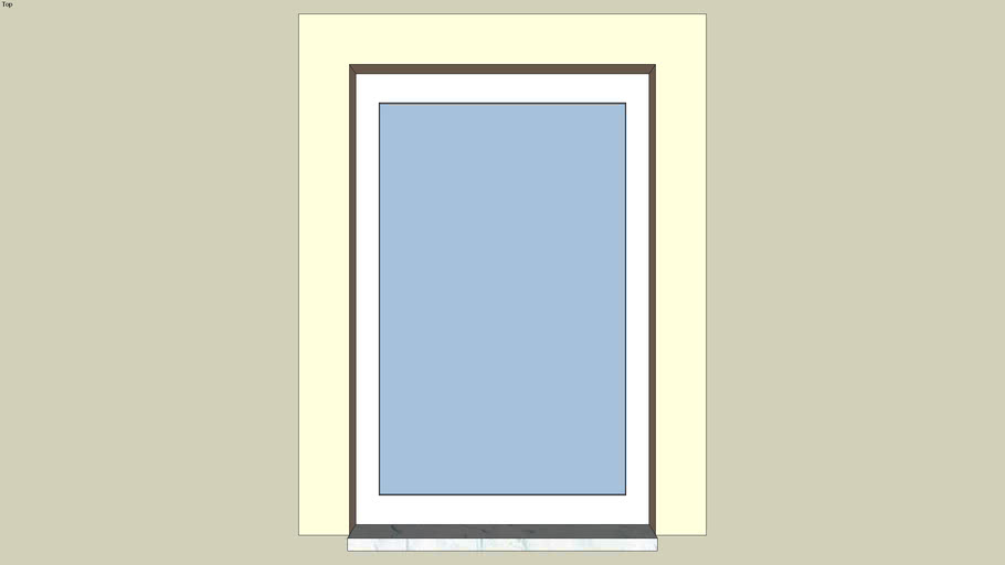 Window with Border