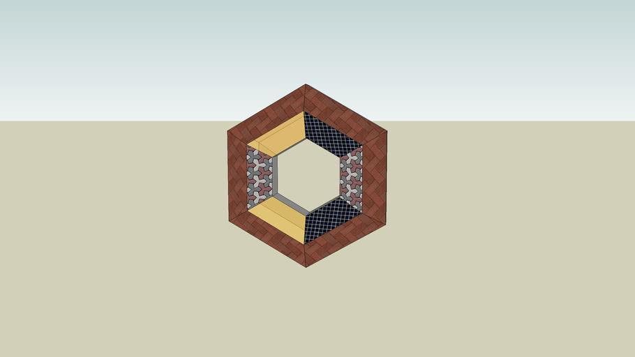 Hexagon of Art