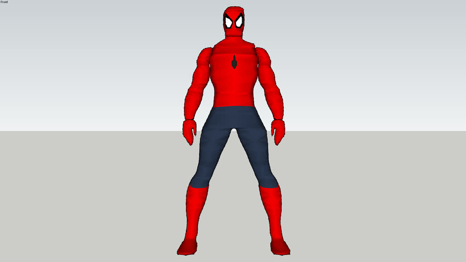 Spiderman.3D