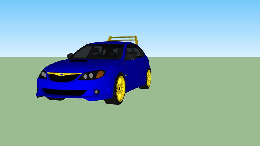 Subaru Impreza WRX STI RALLY EDITION