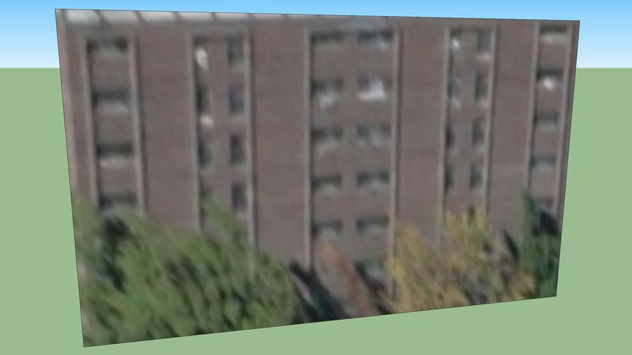 Edificio en Cambridge, Massachusetts, EEUU