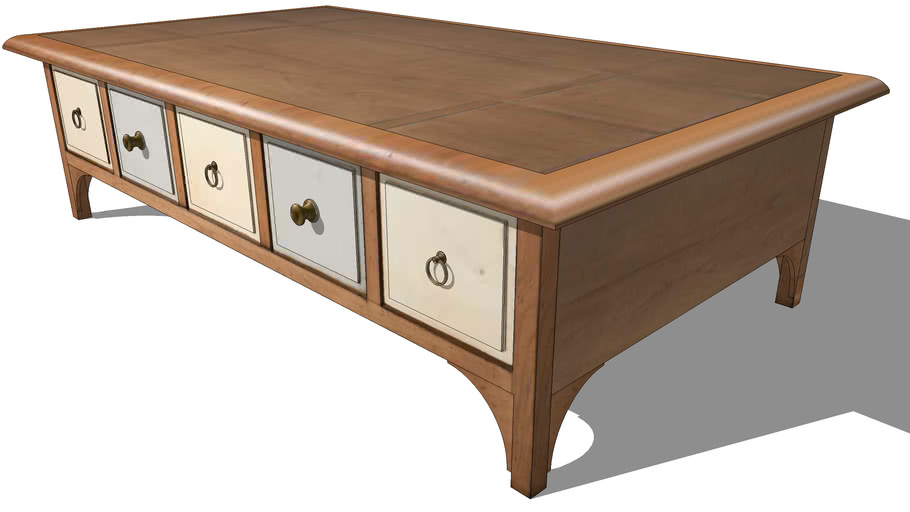 LOGIS COFFEE TABLE, REF 225, Michel FERRAND