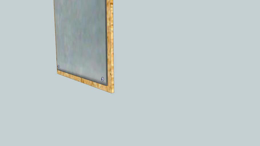 1'X1' Decorative Wall Tile