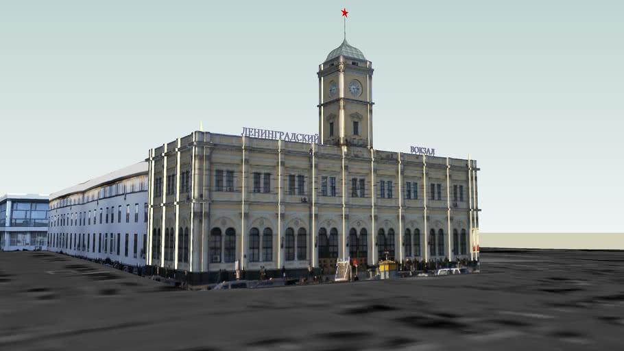Leningradsky (Nikolayvsky) Railway Station