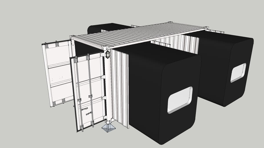 SketchUp Dynamic Component - LabZero#2