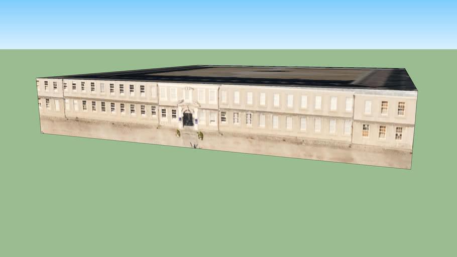 Building in Dublin, Co. Dublin City, Ireland