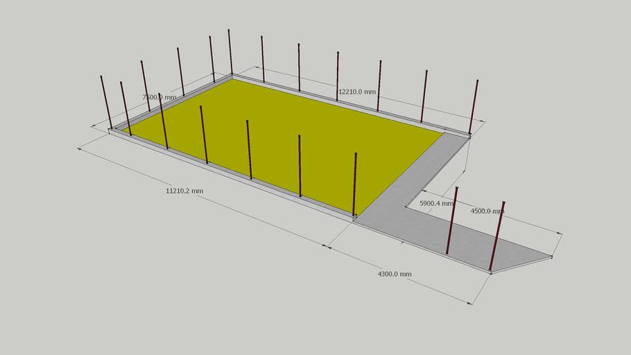 plan gradina