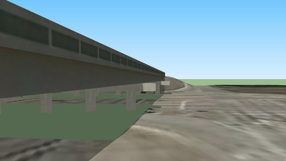 Rankin Road Houston, Texas- Interstate 69 Overpass