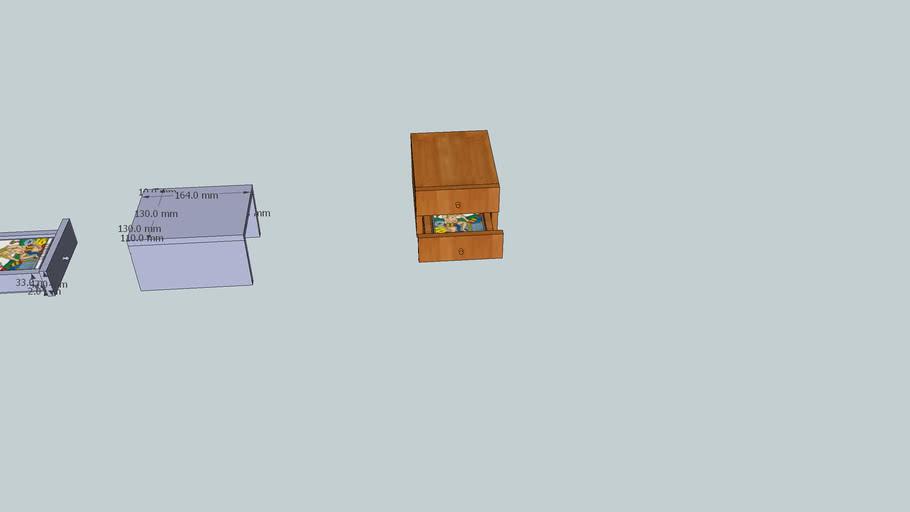 caja de cartas para tarot
