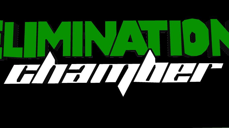 Elimination Chamber 2012 Logo
