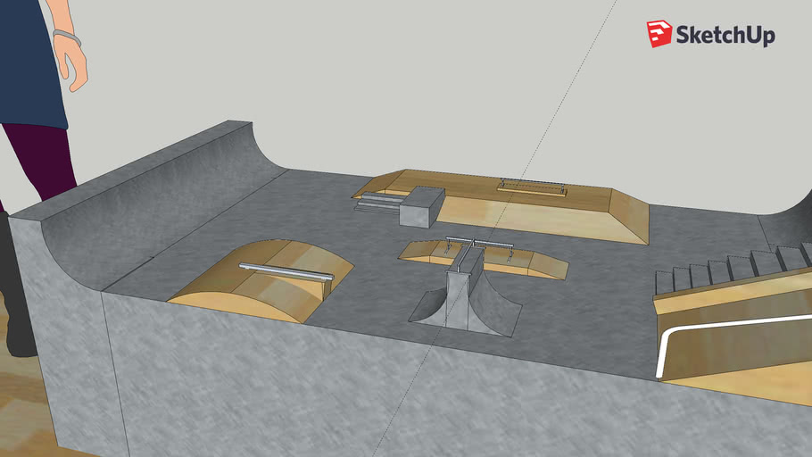 scale fingerboarding park