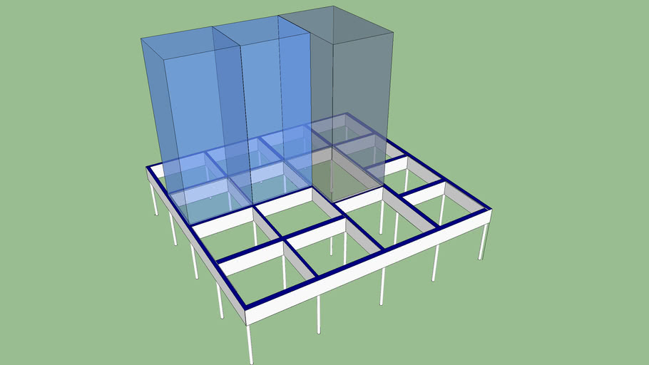 Raised Access Floor ASSL Underconstruction
