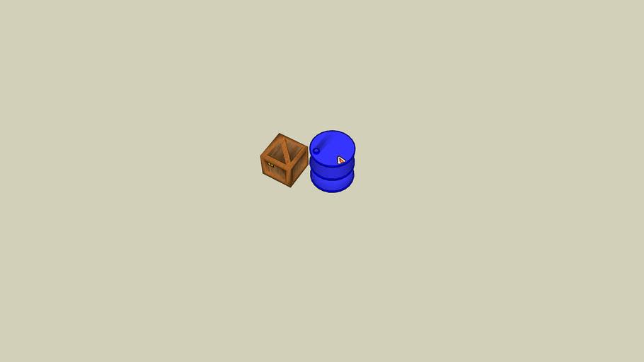 Crates And barells