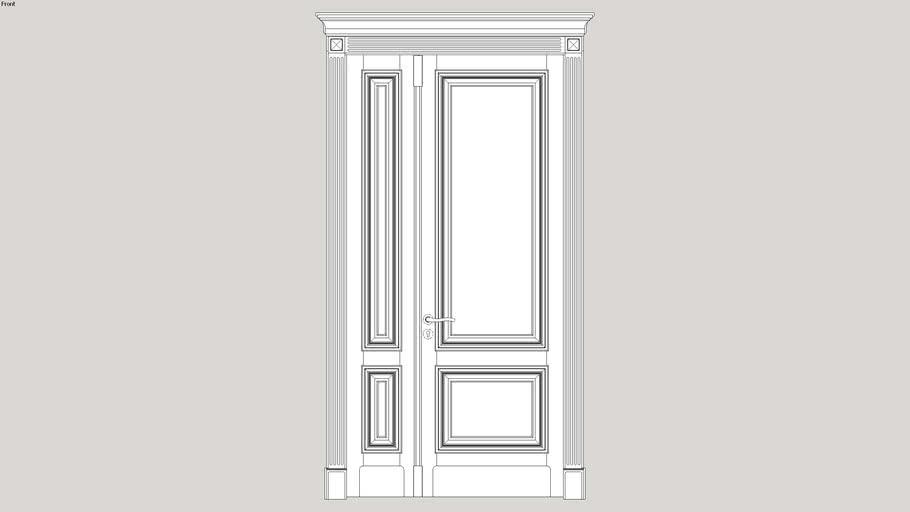 Wooden Door 2