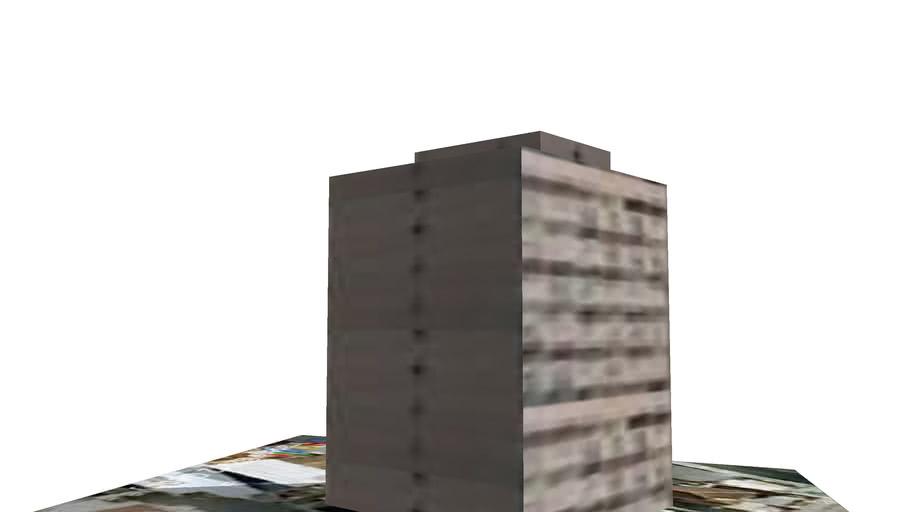 Edifício no centro de nova iguaçu