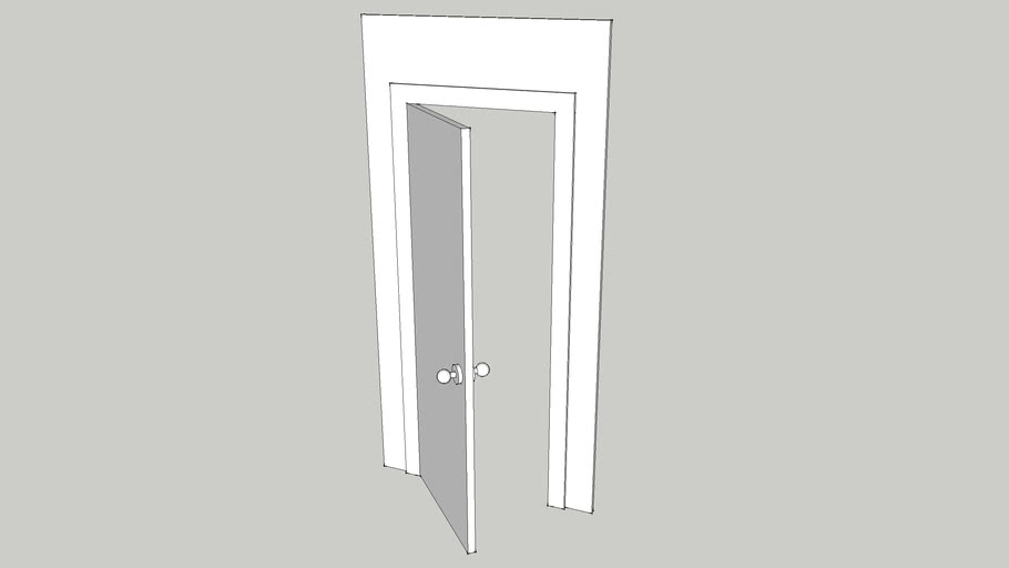 theatrical door unit