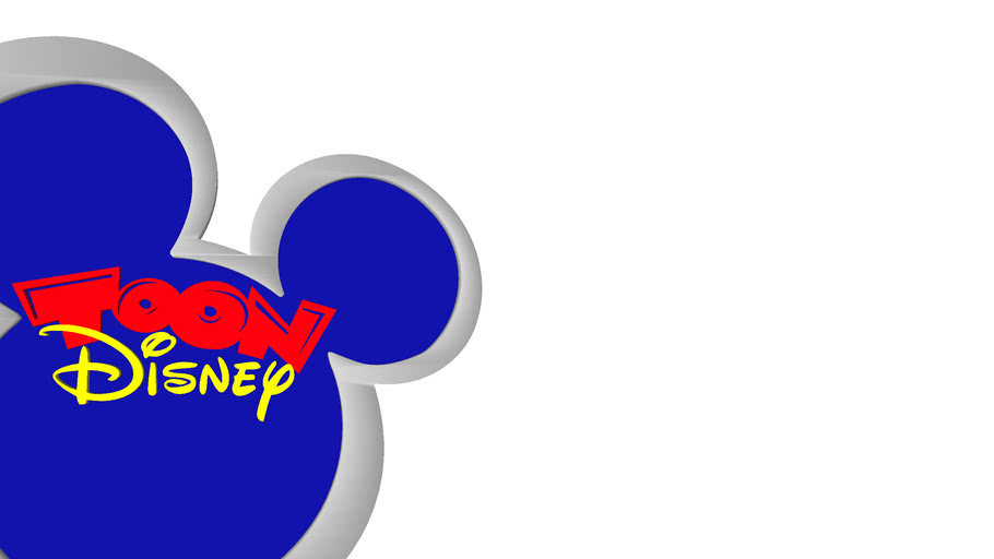 Toon Disney logo (Jetix-style)