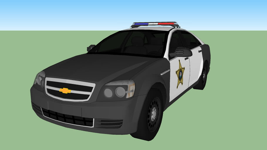 2011 Chevy Caprice Brookfield edtion