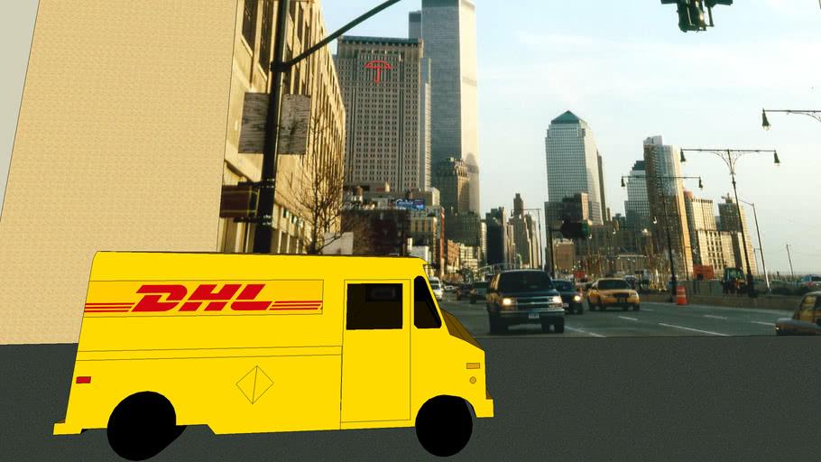 Dhl Truck