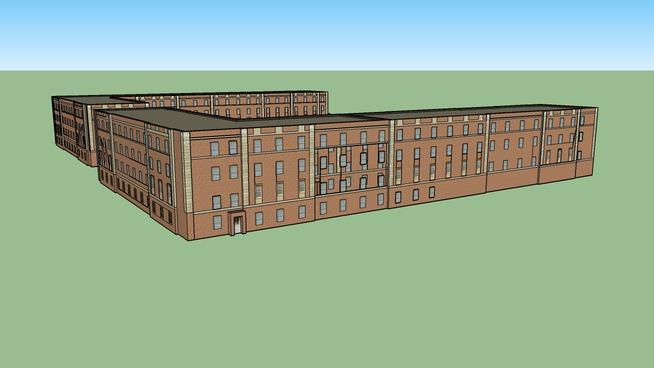 Owen Residence Hall and Tucker Residence Hall