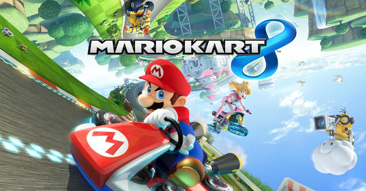 Mario Kart 8 Wii U 3d Warehouse