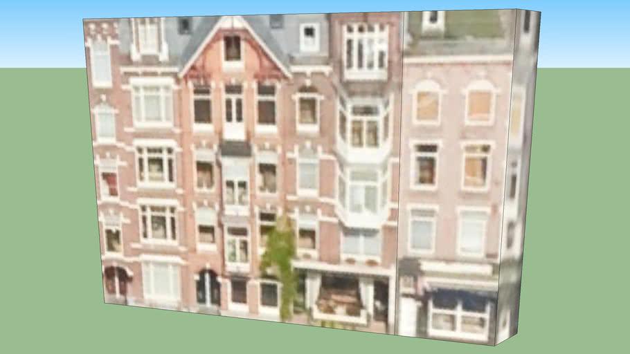 암스테르담, 네덜란드의 건물