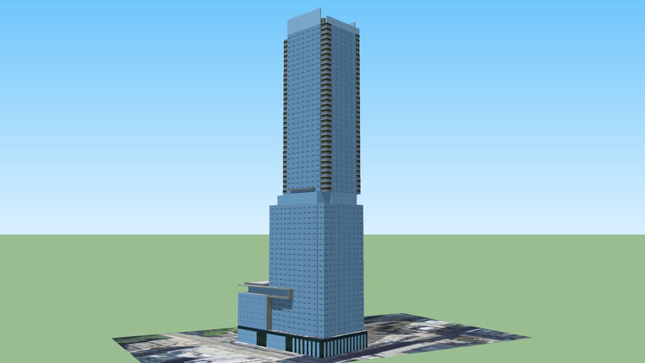 Four Seasons Hotel and Residences (West Tower)
