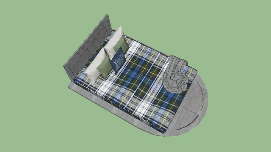 full sized boat bed