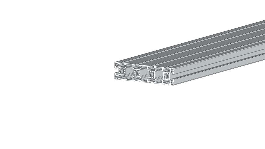 40x160 Slotpro 10 Slot Standard Profile