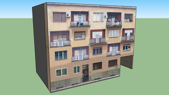 Zgrada na trgu Slobode (4. deo)