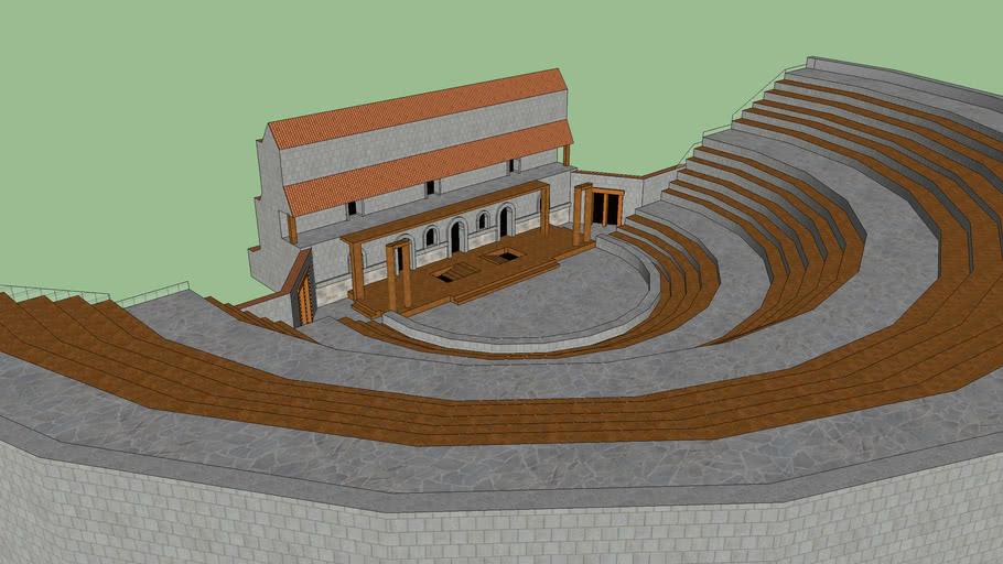 Ancaint Greek Theater