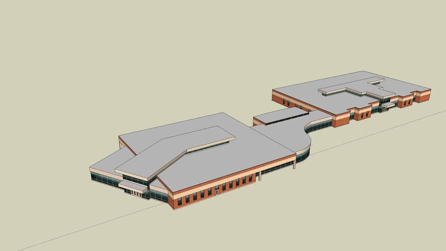 Multipurpose Classroom Building (MPC)