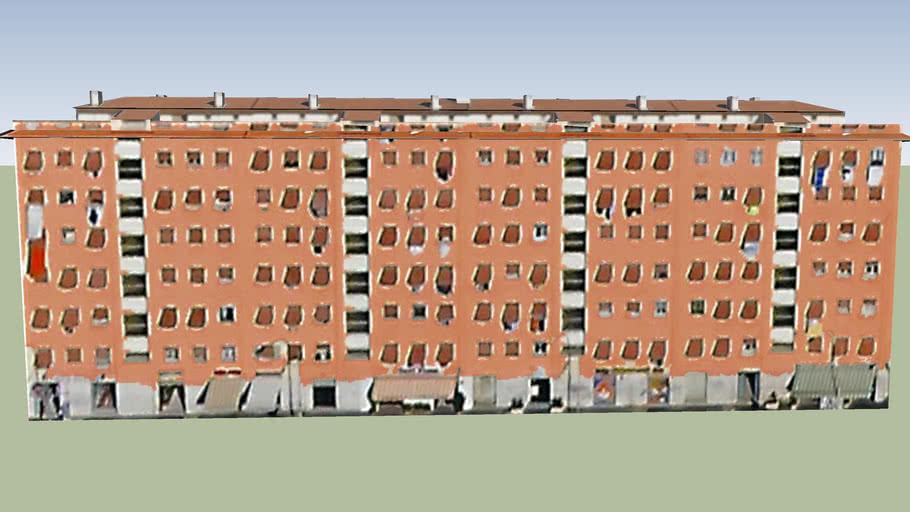 Edificio in roma