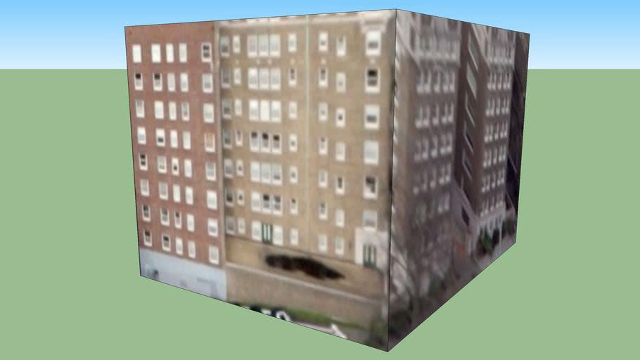 Malloy Apartments, University District, Seattle, WA, USA