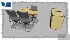 Muebles Oficina Ejemplos