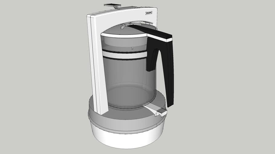 Coffee maker Krups 262 T8
