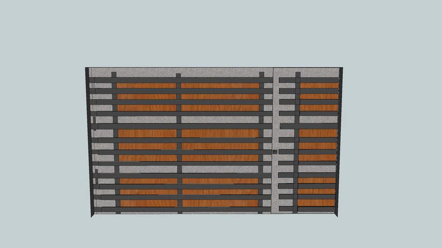 Modern Exterior Door ( Entrance and Garage door )