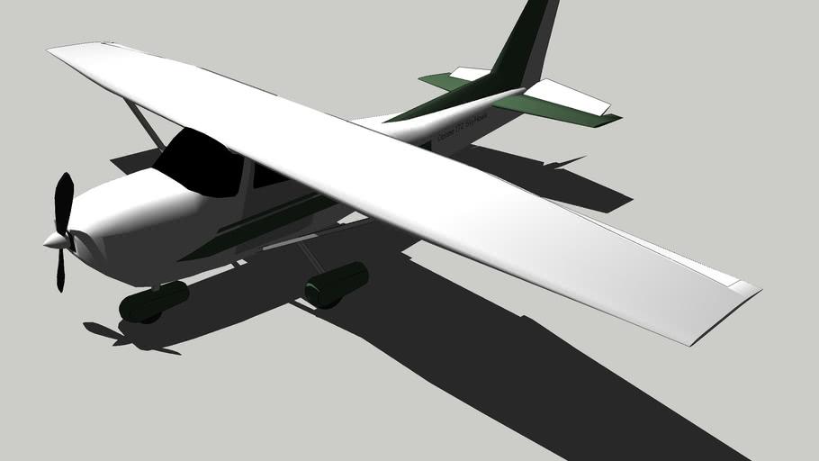 Cessna 172 SkyHawk (Read Description)