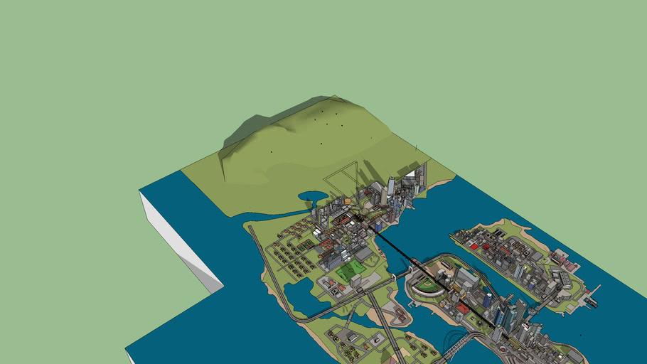 ville géante