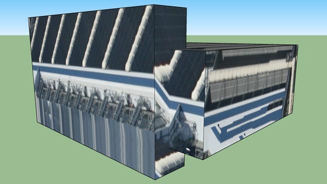 Construção em Everett, MA 02149, USA