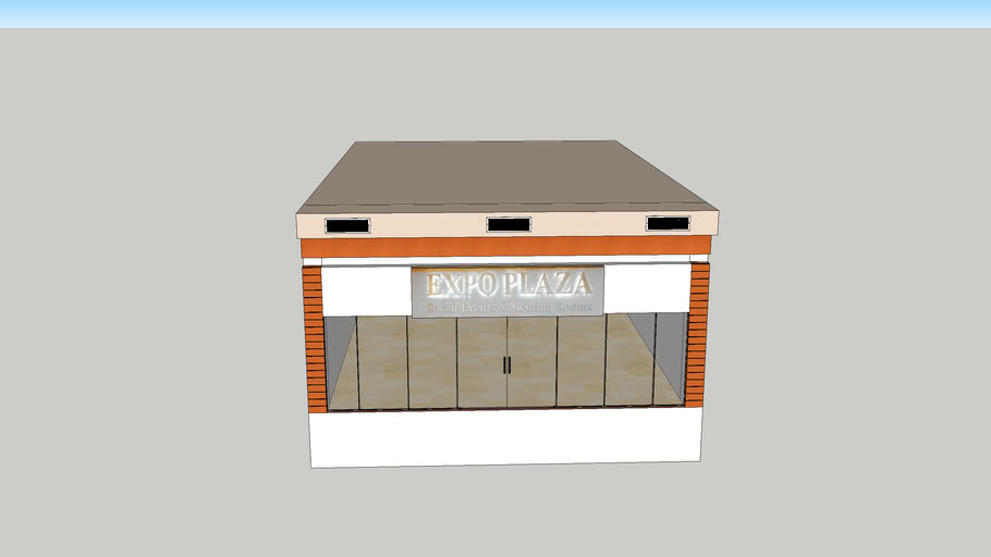 Local de Expo plaza de Galerías Saltillo