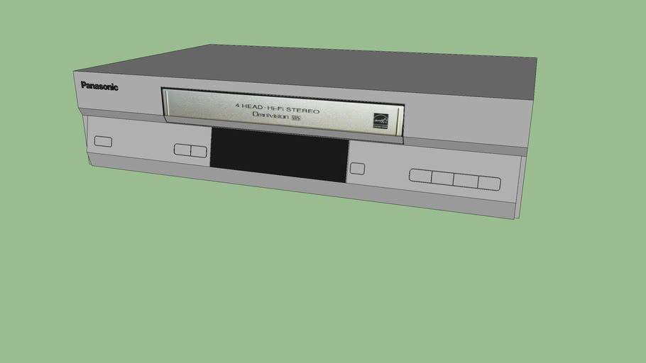 Panasonic PV-V4525S VHS VCR
