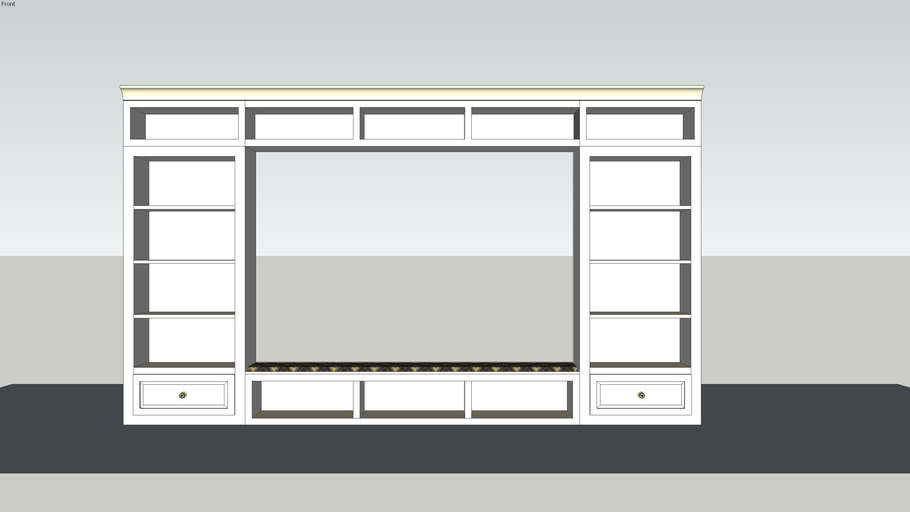 Builtin with window bench